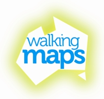Explore your world on foot with Walking Maps!