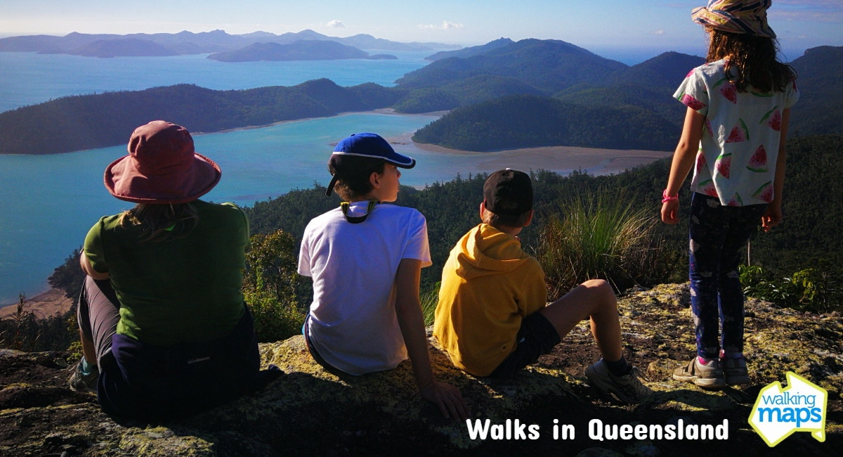 Australia walks - Walks in Queensland article