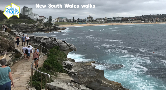 Victoria Walks walking maps NSW article