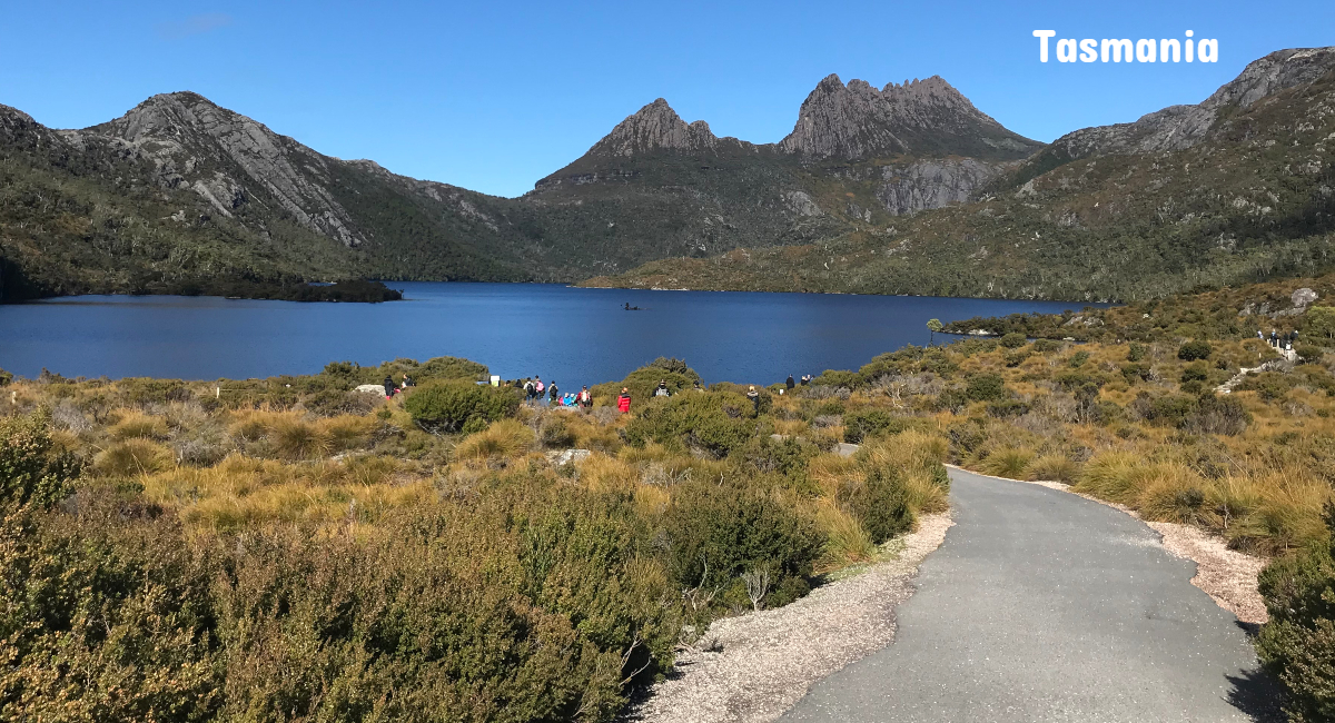 Victoria Walks Walking Maps Tasmania article