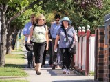 Darebin City Council workers Walking the Block