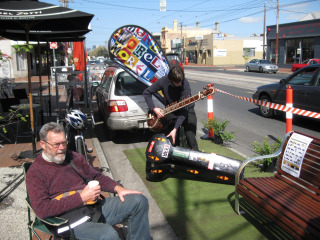 - City of Moreland PARK(ing) day