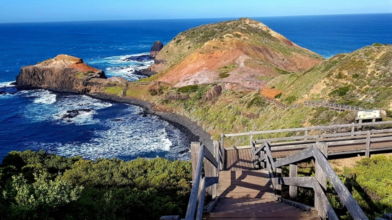 Victoria walks: Fingal to Cape Shanck walk